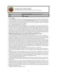 Attenzione Reg L-20 Scienze della comunicazione Immatricolati dall ...