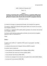 Le 4 janvier 2012 JORF n°0299 du 27 décembre 2011 Texte n°13 ...