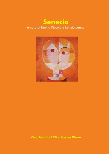 Francesca Santucci: Virgo virago - Senecio.it
