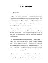 Thesis - Department of Electronic & Computer Engineering