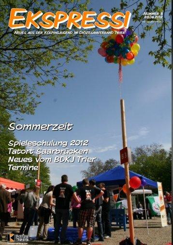 Heilig-Rock Wallfahrt Sommerzeit - Kolpingjugend DV Trier