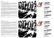 Folder (A3) de / bks / fr / en - Transnationaler Migrant_innenstreik
