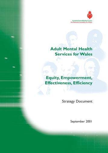 english text - Health in Wales