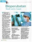 Bioperubatan - Akademi Sains Malaysia - Page 6