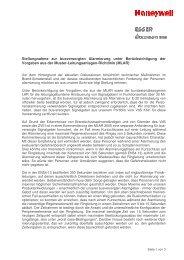 Download Stellungsnahme MLAR - Henry Gehrmann GmbH