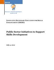 Skills Development Initiatives in the Public Sector.pdf - Results for ...