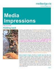 MediaImpressionsJul 10 09 - MEC