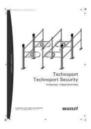 Technoport Technoport Security - Expedit