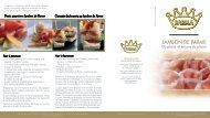 Mini-Leaflet CPP-FR - Consorzio del Prosciutto di Parma