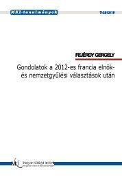 Gondolatok_a_2012-es_francia_elnok 882 KB PDF ... - Grotius