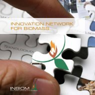 InnovatIon network for BIomass - inbiom.dk
