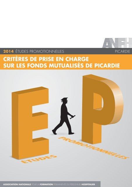plaquette 2014 ETUDES PROMOTIONNELLES - Anfh