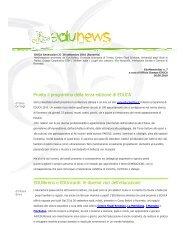 Pronto il programma della terza edizione di EDUCA EDUlibreria e ...