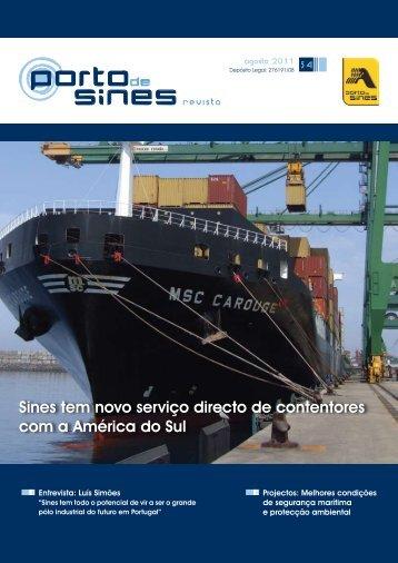para folhear aqui - Associação dos Portos de Portugal