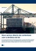 para folhear aqui - Associação dos Portos de Portugal - Page 4