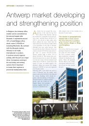 Antwerp market developing and strengthening position - ProFacility.be