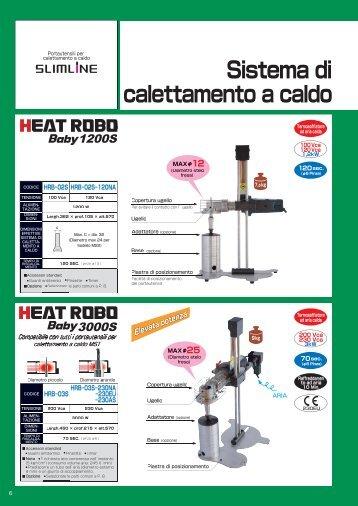 Sistema di calettamento a caldo