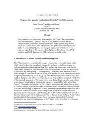 Draft Oct-10-2003 - IVOA