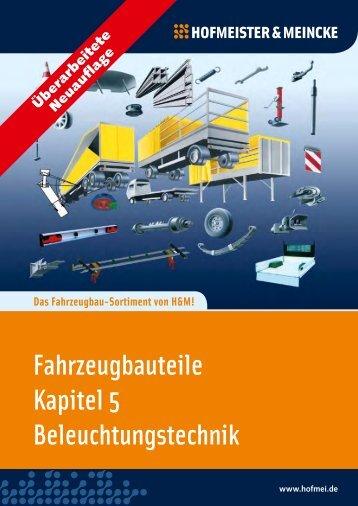 Das Fahrzeugbau-Sortiment von H&M! - Hofmeister & Meincke