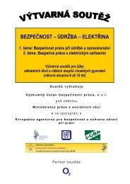 Materiál pro školy - výtvarná soutěž - Bezpečnost a ochrana zdraví ...