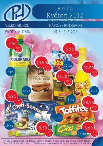 Katalog květen Havířov 1-10 22 2012 .cdr - Patrik Hlobil
