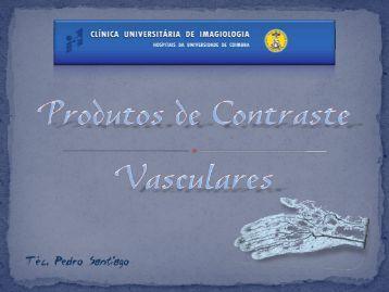 Produtos de Contraste Vasculares