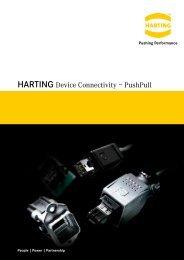 HARTING Device Connectivity – PushPull