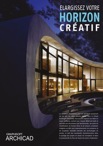 Documentation ArchiCAD pdf - Consulting Informatique Architecture