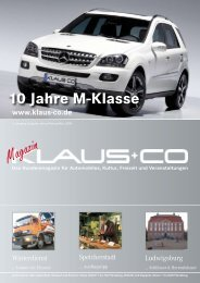 Edition 10 - Klaus GmbH & Co. KG