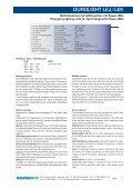 DUROLIGHT LEJ/LEK w ith autom atic self ... - Sander elektronik - Page 3