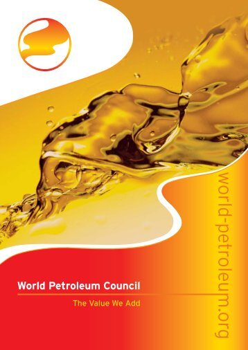Click here to view - World Petroleum Council