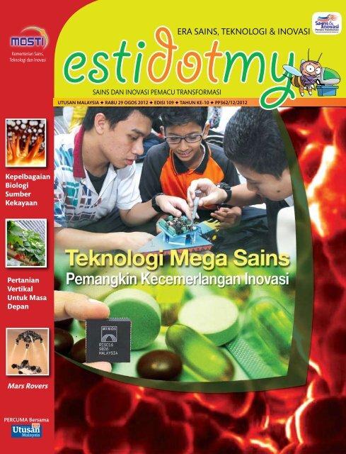 Teknologi Mega Sains - Portal Rasmi Akademi Sains Malaysia