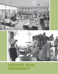 CorporAtE soCIAL rEspoNsIBILItY - Scomi Energy & Logistics ...