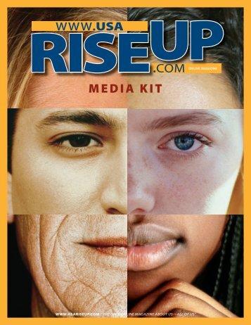 MEDIA KIT - USA on Race