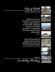 Chapter 4 - City of Heath, Texas