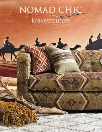 Nomad Chic for Kravet Couture