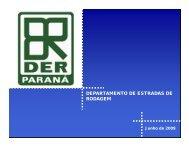 Procuradoria Jurídica Roteiro para Aplicação de Penalidades - DER