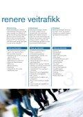 – tre strategier for en renere veitrafikk - Volvo - Page 7