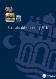 Sustainable Mobility 2010 - Aalborg Kommune