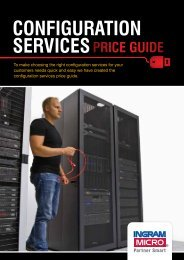 Configuration SErViCES PriCE guidE - Realview