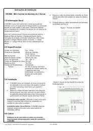 DS3MX Manual -E-I _Sp_ Português12 - Bosch - Sistemas de ...