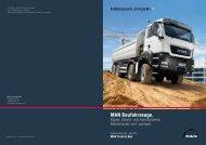 MAN Baufahrzeuge (3 MB) - MAN Truck & Bus Österreich
