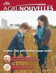 Grains : Des prix fermes pour rester - Agri-Marché