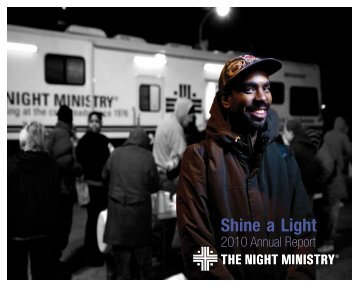 Shine a Light - The Night Ministry
