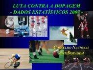 2007 - Instituto do Desporto de Portugal
