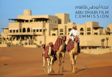 Download Abu Dhabi Film Commission Locations Guide