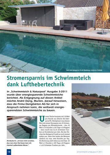 schwimmteiche magazine. Black Bedroom Furniture Sets. Home Design Ideas