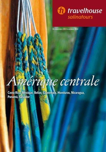 Amérique centrale - Travelhouse