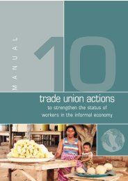 Ten Trade Union Actions - Inclusive Cities