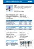 Thermostatische mengventielen MMV-C - Watts Industries ... - Page 2